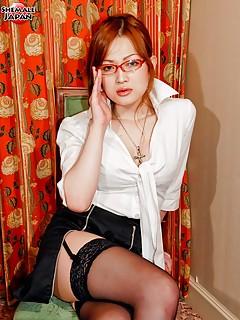 Shemale Glasses Pics